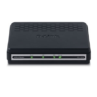 D-Link DSL-520B ADSL2+ Modem - 10/100 Base TX Ethernet Port, RJ-11 ADSL Port, Black