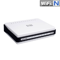 D-Link DAP1522 Xtreme N Duo Wireless Bridge/Access Point - 300Mbps, 802.11a/b/g/n