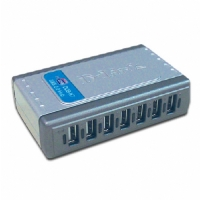 D-Link DUB-H7 USB Hub - 7-Port, USB 2.0, 3 Month Warranty, Recertified