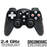 Dreamgear DGPN-557 PS2 Magna Force Controller - Black