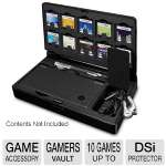 Dreamgear DGDSI-1997 DSi Gamer's Vault - Store up to 10 Games