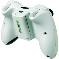 Dreamgear DG360-278 Xbox 360 Power Brick Rechargeable Battery Twin Pack - White