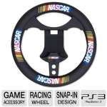 Dreamgear DGPS3-1375 PS3 NASCAR Racing Wheel