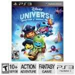 Disney Universe Action Adventure Video Game - PS3/PlayStation 3, ESRB: E10+