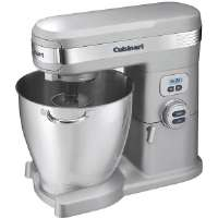 Cuisinart  Brushed Chrome 7-Quart, 12-Speed Stand Mixer