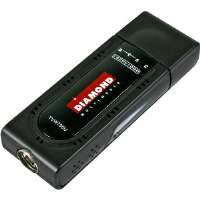 DIAMOND TVW750USB HD750 USB TV TUNER