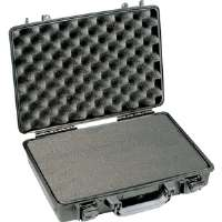 Pelican  1490CC2 Notebook Hard Case with Lid Organizer and Foam