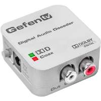 Gefen GTV-DD-2-AA Digital to Analog Audio Decoder