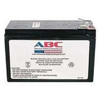 ABC  Replacement Battery Cartridge #2 For APC Systems