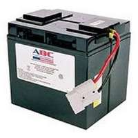 ABC  Replacement Battery Cartridge #7 For APC Systems