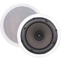 Speco Technologies  6� Speaker Combination with 70/25V Transformer and Modern Grille
