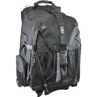 "Ape Case  DSLR and 17"" Laptop Roller Backpack"