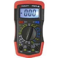 Triplett  Compact Digital Multimeter with Backlit Display and Temperature Test