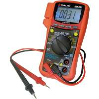 Triplett  True RMS Digital Multimeter with Temperature/Capacitance/Frequency
