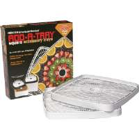 Nesco  Square Add-A-Tray�s For FD-80 Food Dehydrator/Jerky Maker - 2 Pack