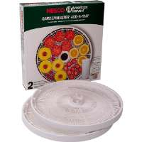 Nesco  Gardenmaster� Add-A-Tray�s For FD-1000/1010/1020 Food Dehydrator/Jerky Maker - 2 Pack