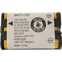 Ultralast  REPLACEMENT PANASONIC BATTERYHHR-P107 REPLACEMENT