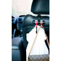 Maxsa Innovations  Twin Hangers for Cars