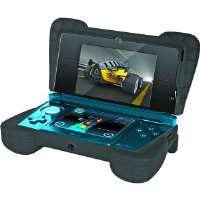 Dreamgear  Comfort Grip for Nintendo 3DS� - Black