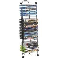 Atlantic  Nestable Storage 32-DVD/Blu-ray Tower