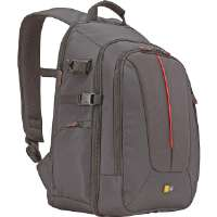 "Case Logic  Black SLR Camera and 14"" to 15"" Laptop Backpack"