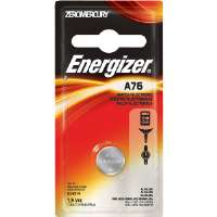 Energizer  ENERGIZER A76 BATTERY 1-PKZERO MERCURY