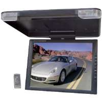 Pyle  14'' High Resolution TFT Roof Mount Monitor with IR Transmitter