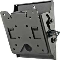 "Peerless ST630P Black 10"" To 24"" Tilt Wall Mount"