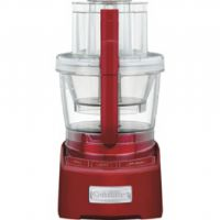 Cuisinart  Red Elite Collection� 12-Cup Food Processor