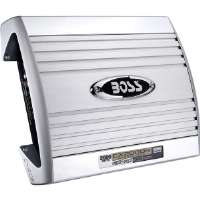 Boss  CHAOS EXXTREME 2000-Watt Monoblock MOSFET Power Amplifier with Remote Subwoofer Level Control
