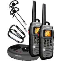 Uniden  2-Way Submersible/Floating GMRS/FRS Radios with Up to 50-Mile Range
