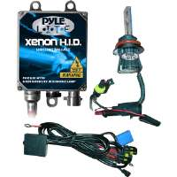 Pyle  12,000K Dual Beam (Low/High) HID Xenon Driving Light System
