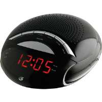 GPX  Dual Alarm Clock AM/FM Radio