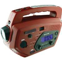 Weather X  Weatherband and AM/FM Radio with Portable Device Charger Port