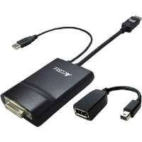 Accell  UltaAV DisplayPort to DVI-D Dual Link Active Adapter 330Mhz Version