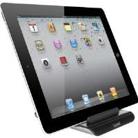 i.Sound  Universal Power View Display/Charge Stand for Tablets and Smartphones