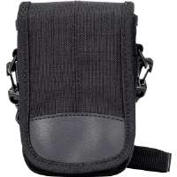 Olympus  Mini Vertical Shoulder Bag-Black
