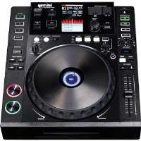 Gemini DJ  Professional Tabletop CD/MP3 Player with USB/SD Input and Touch Screen Display