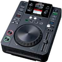 Gemini DJ  Professional Tabletop CD/MP3 Player with USB Input