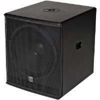 Gemini DJ  15&quot; GVX-Series Powered Subwoofer