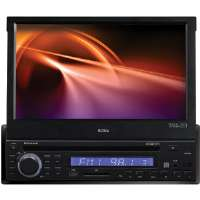 "Boss  7"" Touchscreen TFT Monitor AM/FM Receiver"