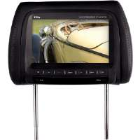 "Boss  Universal Headrest With 9"" Widescreen TFT Video Monitor"