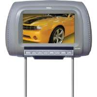 "Boss  Universal Headrest With 7"" Widescreen TFT Video Monitor"