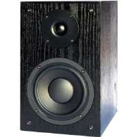 Azend Group  6 1/2&quot; 120-Watt 2-Way Bookshelf Speakers