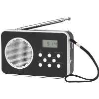 Coby  World Band AM/FM/Shortwave Radio with Digital Display