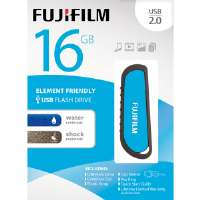 Fujifilm  16GB USB 2.0 WR Flash Drive with Cap