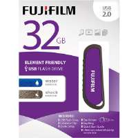 Fujifilm  32GB USB 2.0 WR Flash Drive with Cap