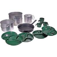 Open Country  Weekender 16-Piece Cookware Set