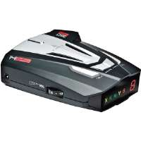 Cobra  XRS 9370 High Performance Digital Radar/Laser Detector with UltraBright Data Display