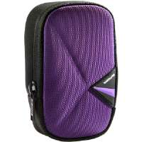 Vanguard  Weatherproof Mid-Size Sleek Camera Pouch-Purple